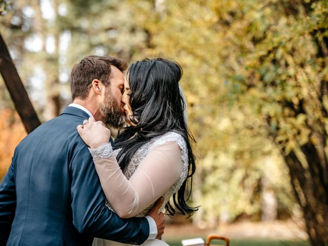 Kalia and Chad's wedding in Calgary, Alberta 29