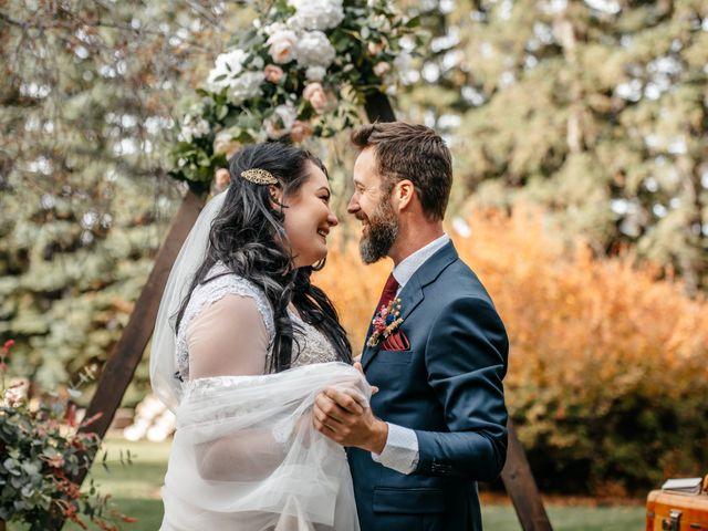 Kalia and Chad's wedding in Calgary, Alberta 30