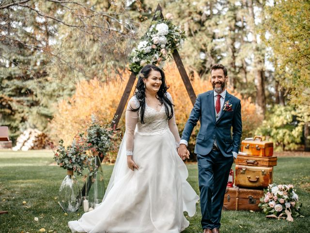 Kalia and Chad's wedding in Calgary, Alberta 31