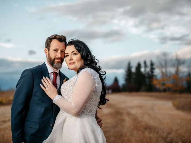 Kalia and Chad's wedding in Calgary, Alberta 36