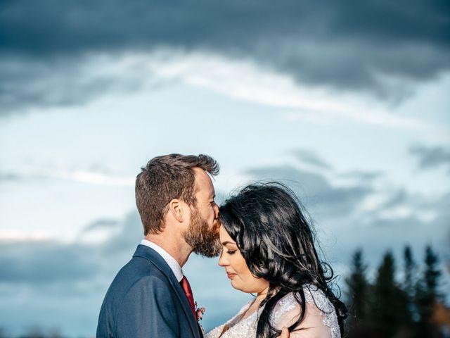 Kalia and Chad's wedding in Calgary, Alberta 37