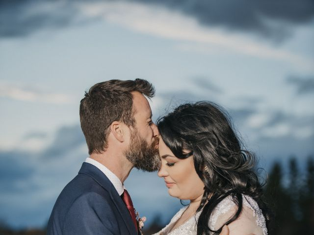 Kalia and Chad's wedding in Calgary, Alberta 40