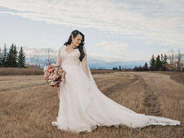 Kalia and Chad's wedding in Calgary, Alberta 41
