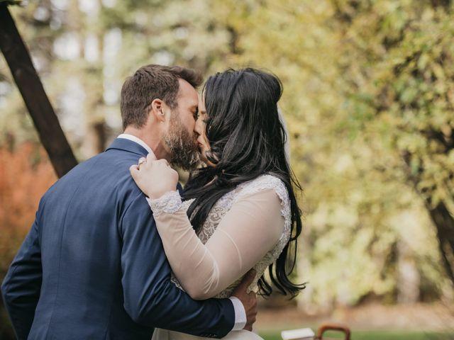 Kalia and Chad's wedding in Calgary, Alberta 42