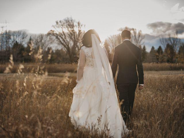 Kalia and Chad's wedding in Calgary, Alberta 44