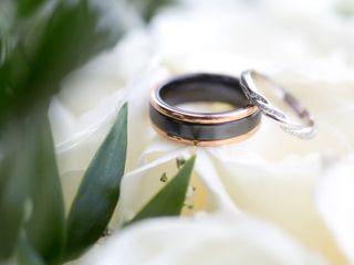 The wedding of Jessica and David 3