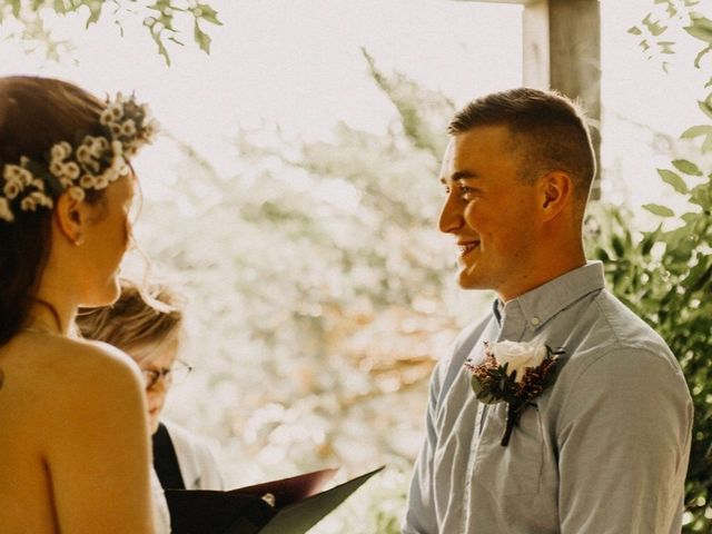 Henry and Kelly's wedding in Annapolis Royal, Nova Scotia 4