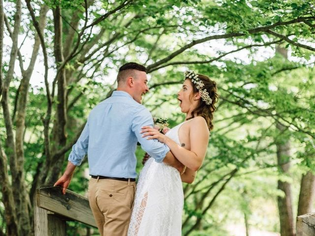 Henry and Kelly's wedding in Annapolis Royal, Nova Scotia 8