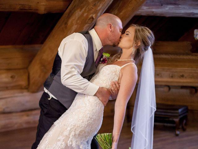 Travis and Belinda's wedding in Edmonton, Alberta 16