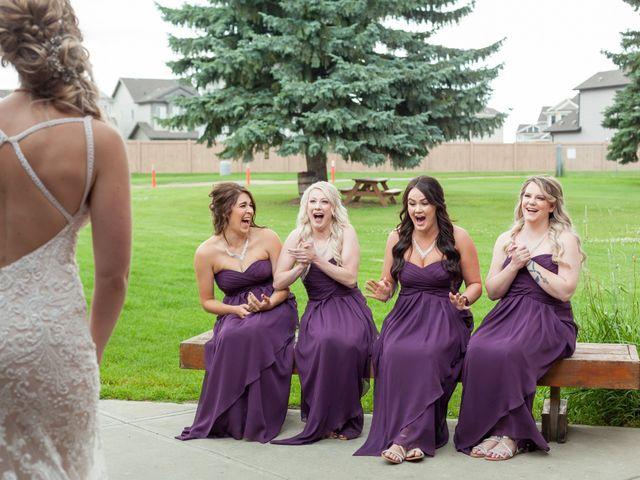 Travis and Belinda's wedding in Edmonton, Alberta 37