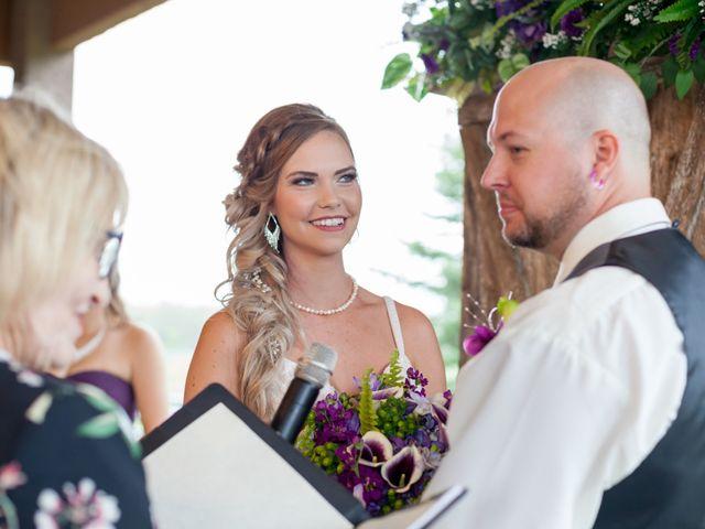 Travis and Belinda's wedding in Edmonton, Alberta 40