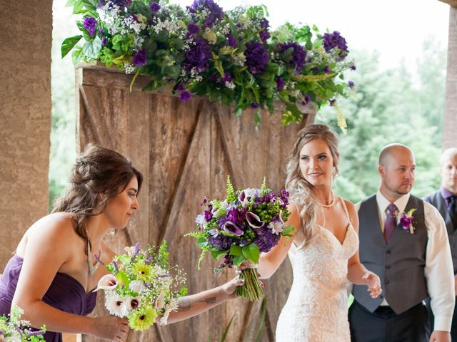 Travis and Belinda's wedding in Edmonton, Alberta 42