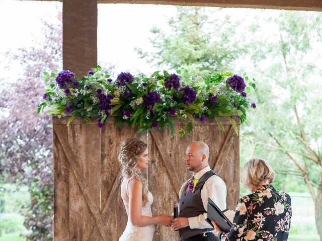 Travis and Belinda's wedding in Edmonton, Alberta 43