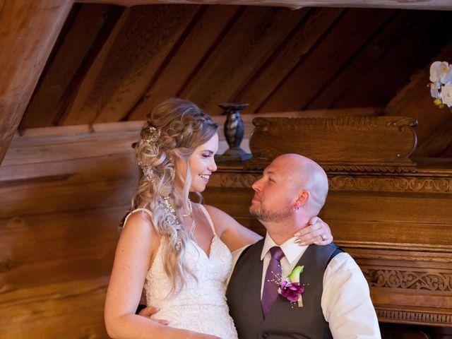 Travis and Belinda's wedding in Edmonton, Alberta 2