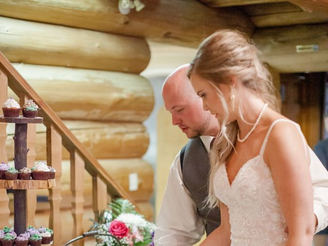 Travis and Belinda's wedding in Edmonton, Alberta 52