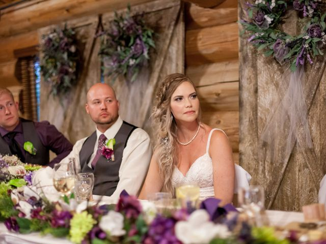 The wedding of Belinda and Travis