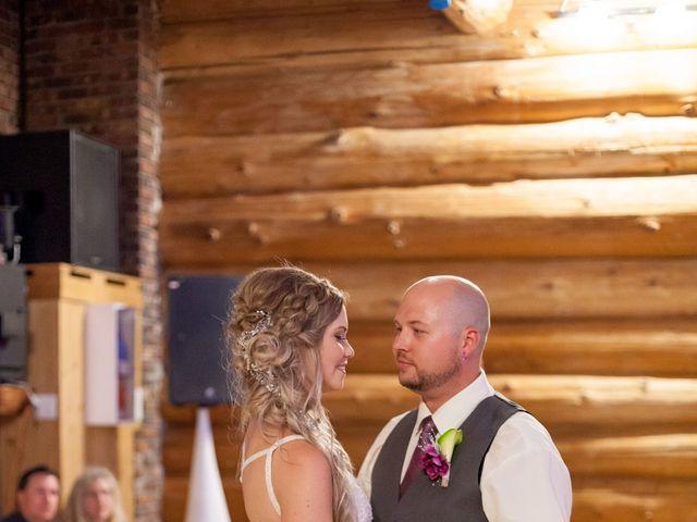 Travis and Belinda's wedding in Edmonton, Alberta 55