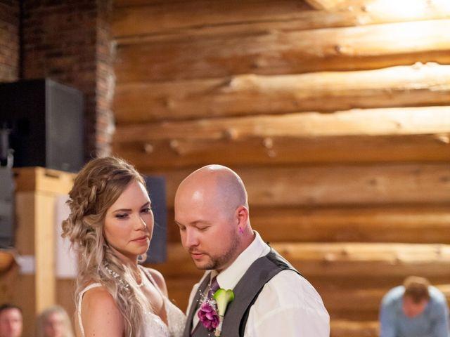 Travis and Belinda's wedding in Edmonton, Alberta 56