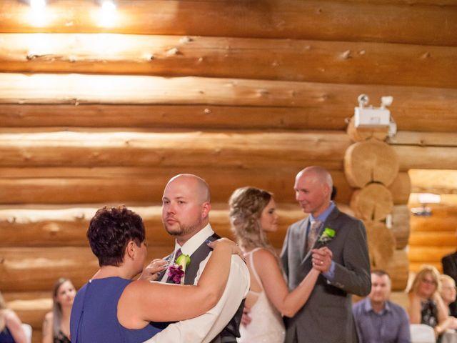 Travis and Belinda's wedding in Edmonton, Alberta 60