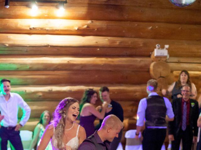 Travis and Belinda's wedding in Edmonton, Alberta 63