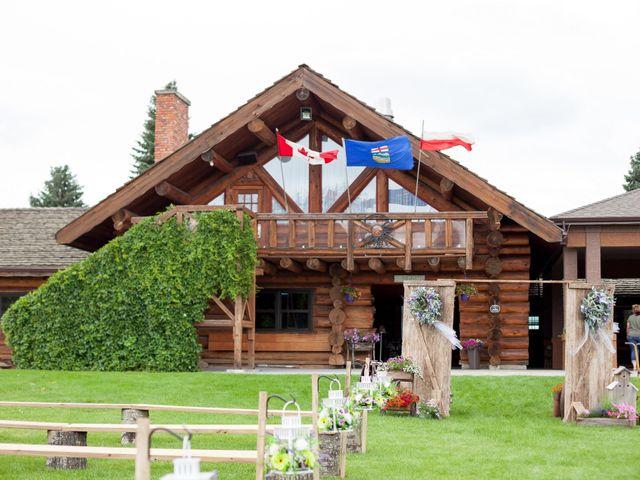 Travis and Belinda's wedding in Edmonton, Alberta 70