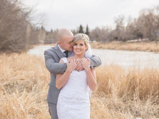 The wedding of Kimber and Kris