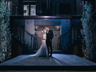 The wedding of Joscelyn and Daniel 1