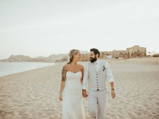 The wedding of Chelsea and Kyle