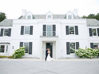 The wedding of Chloe and Ian
