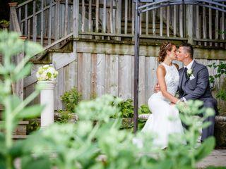 The wedding of Rachel and Andrew