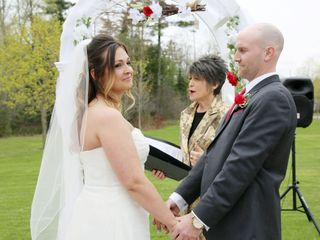 The wedding of Anna and Adam 1