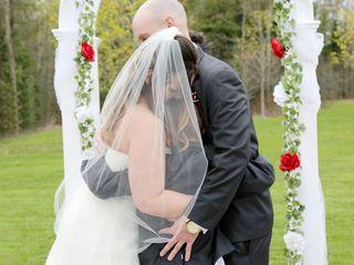 The wedding of Anna and Adam