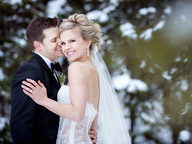 The wedding of Trina and Phillip
