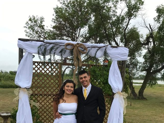 Cole  and Shynnia's wedding in St Laurent, Manitoba 1