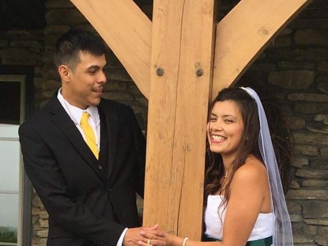 Cole  and Shynnia's wedding in St Laurent, Manitoba 6