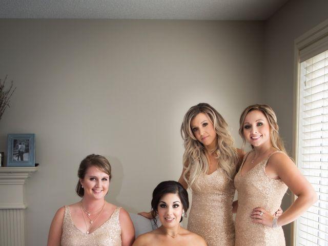 Christopher and Shody's wedding in Edmonton, Alberta 7