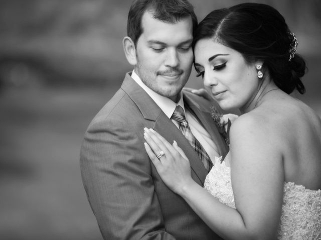 The wedding of Shody and Christopher