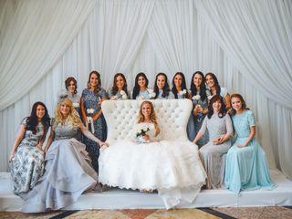 The wedding of Serena and Ari 1