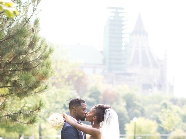 John and Kristina's wedding in Ottawa, Ontario 1