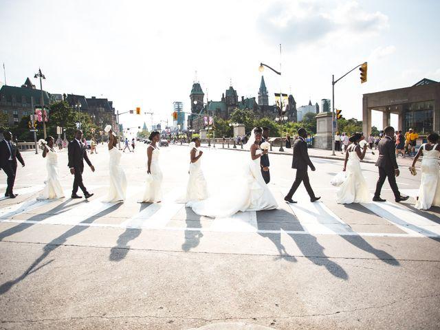 John and Kristina's wedding in Ottawa, Ontario 9