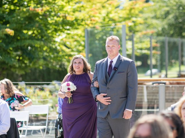 Mike and Michelle's wedding in Vancouver, British Columbia 35