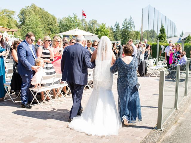 Mike and Michelle's wedding in Vancouver, British Columbia 38