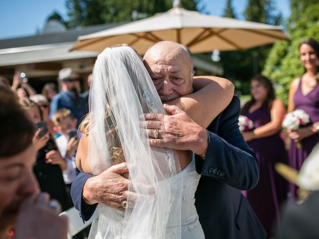 Mike and Michelle's wedding in Vancouver, British Columbia 41