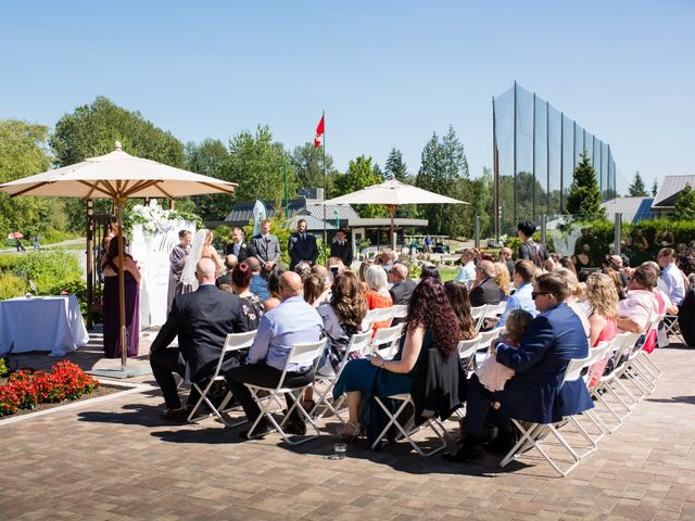 Mike and Michelle's wedding in Vancouver, British Columbia 43