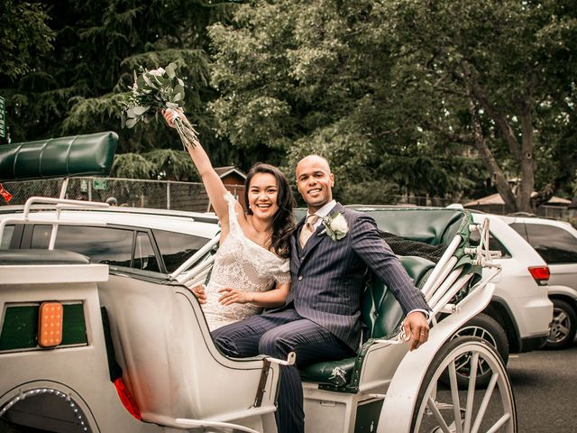 The wedding of Onan and Taylor