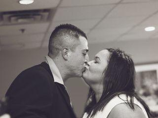 The wedding of Jessica  and Jesse