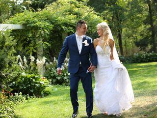 The wedding of Magda and Marek