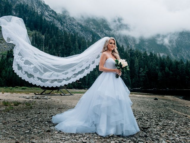 Brandyn and April's wedding in Surrey, British Columbia 3
