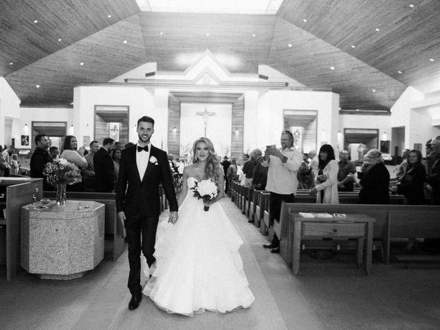 Brandyn and April's wedding in Surrey, British Columbia 9