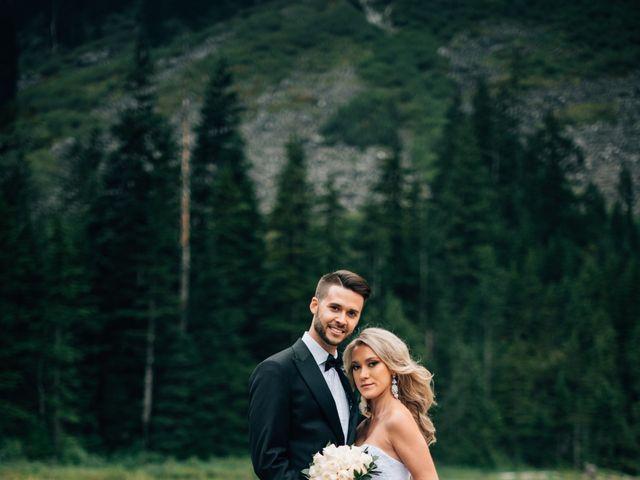 Brandyn and April's wedding in Surrey, British Columbia 13